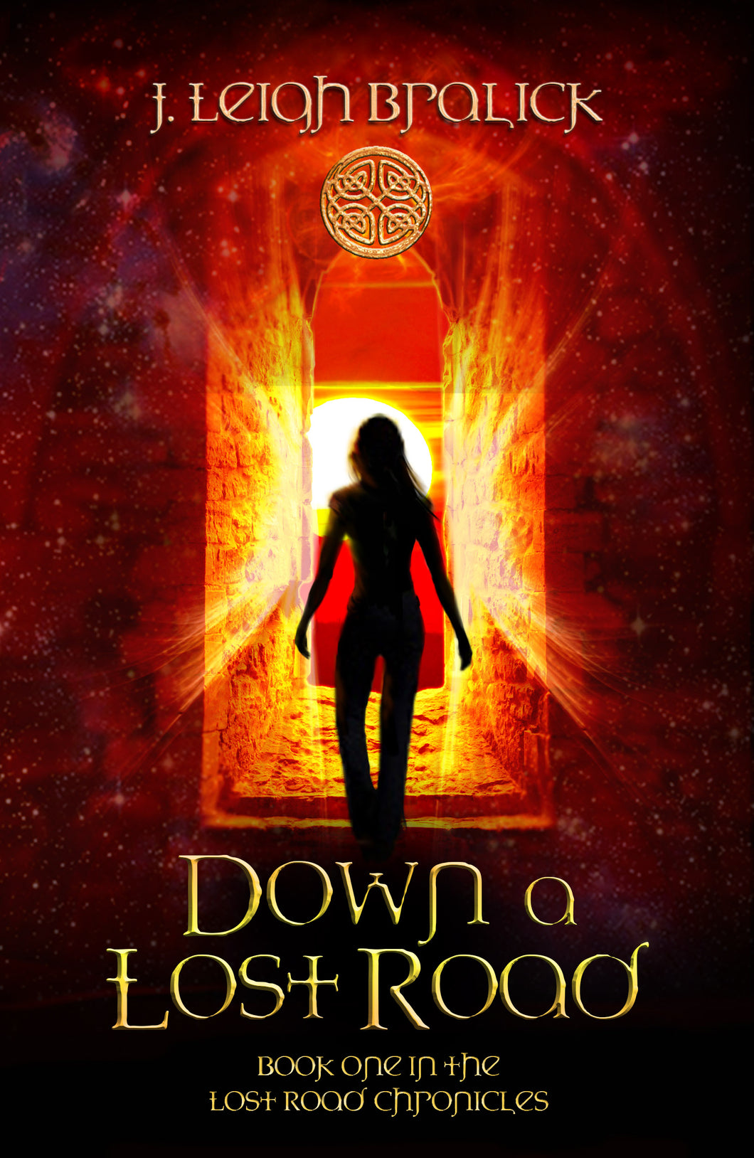 Down a Lost Road (Lost Road Chronicles #1)