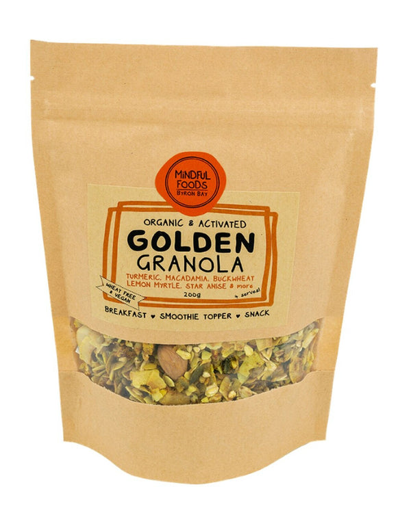 Golden Granola by Mindful foods