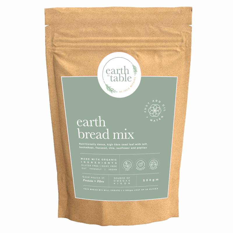 Earth Bread Mix