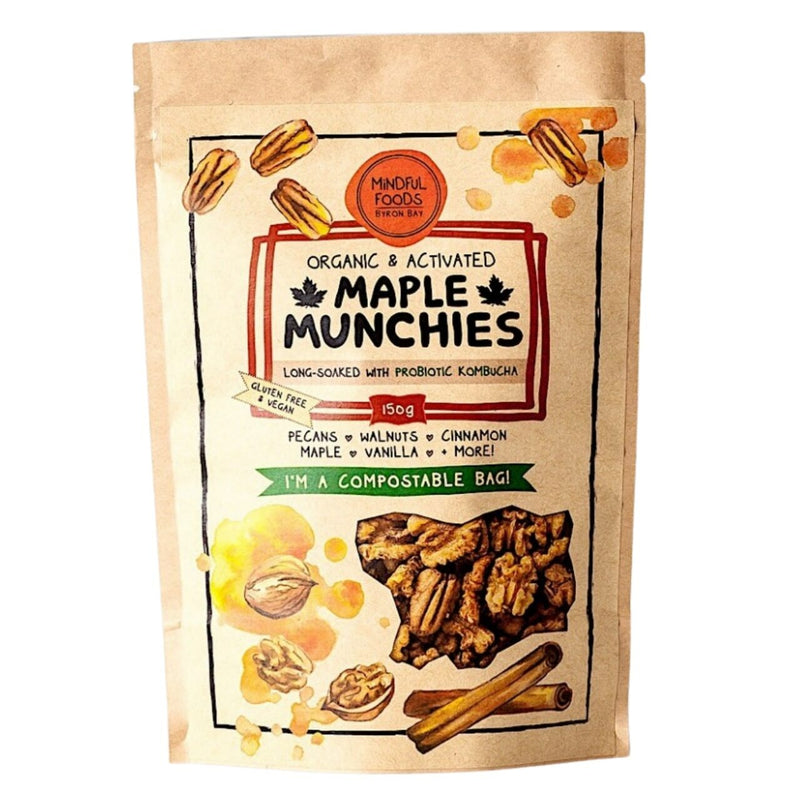 Maple munchies by Mindful foods
