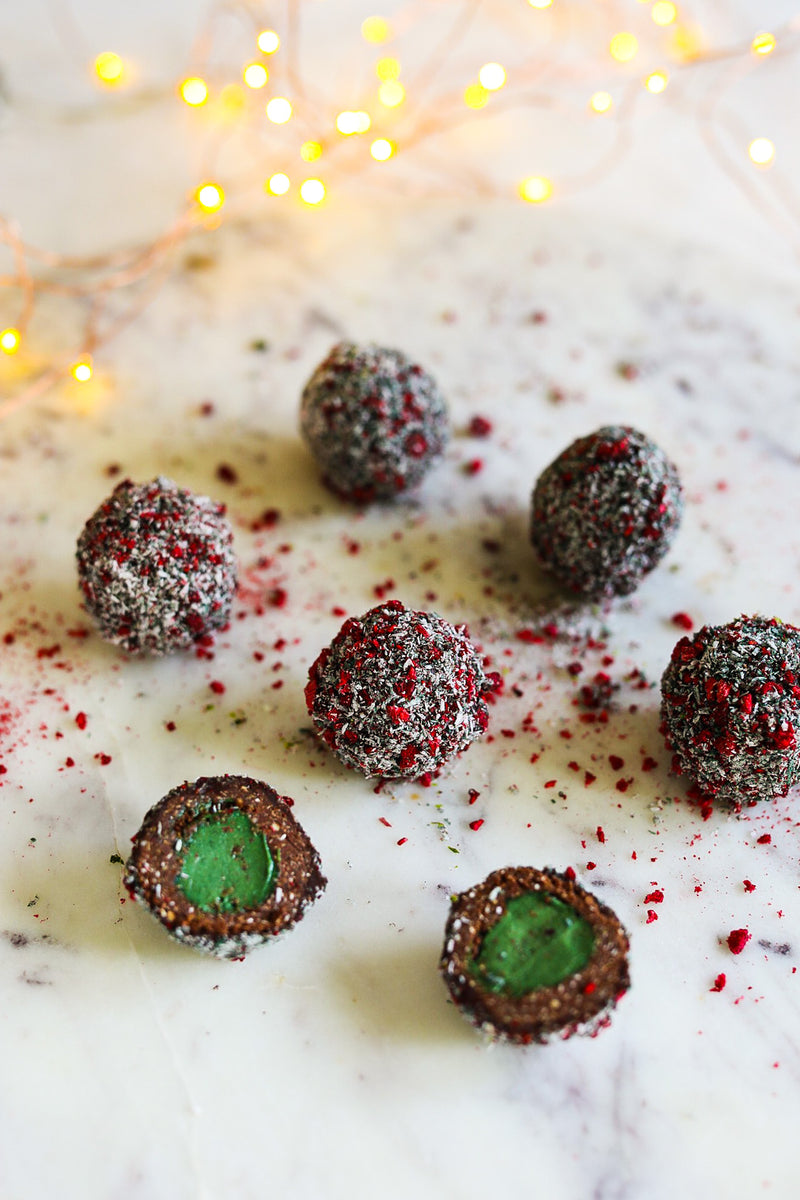 Christmas Celebration Class - Festive Raw Desserts