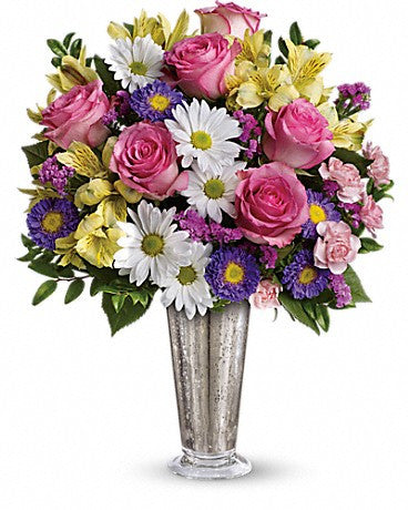 008 Smile And Shine Bouquet