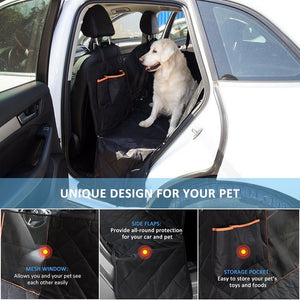 Pet Car Seat Waterproof Cover
