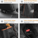 Load image into Gallery viewer, Pet Car Seat Waterproof Cover