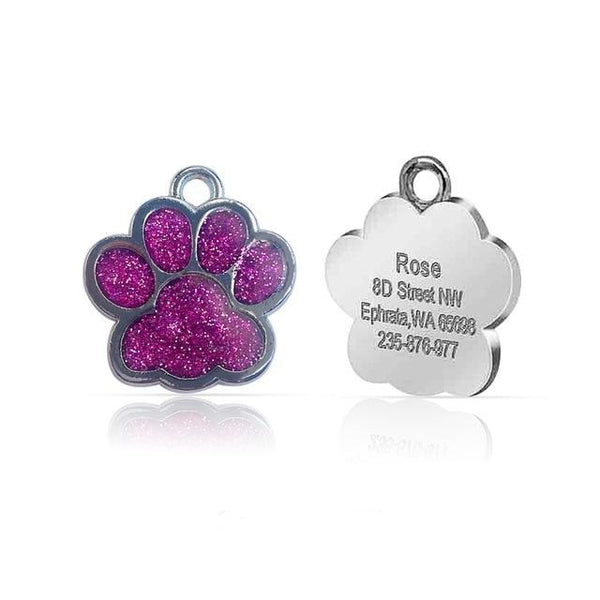 Personalized Engraving Pet Dog/Cat Name Tags