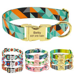 Load image into Gallery viewer, Fashion Personalized Dog Collar