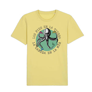 CAMISETA PULPO