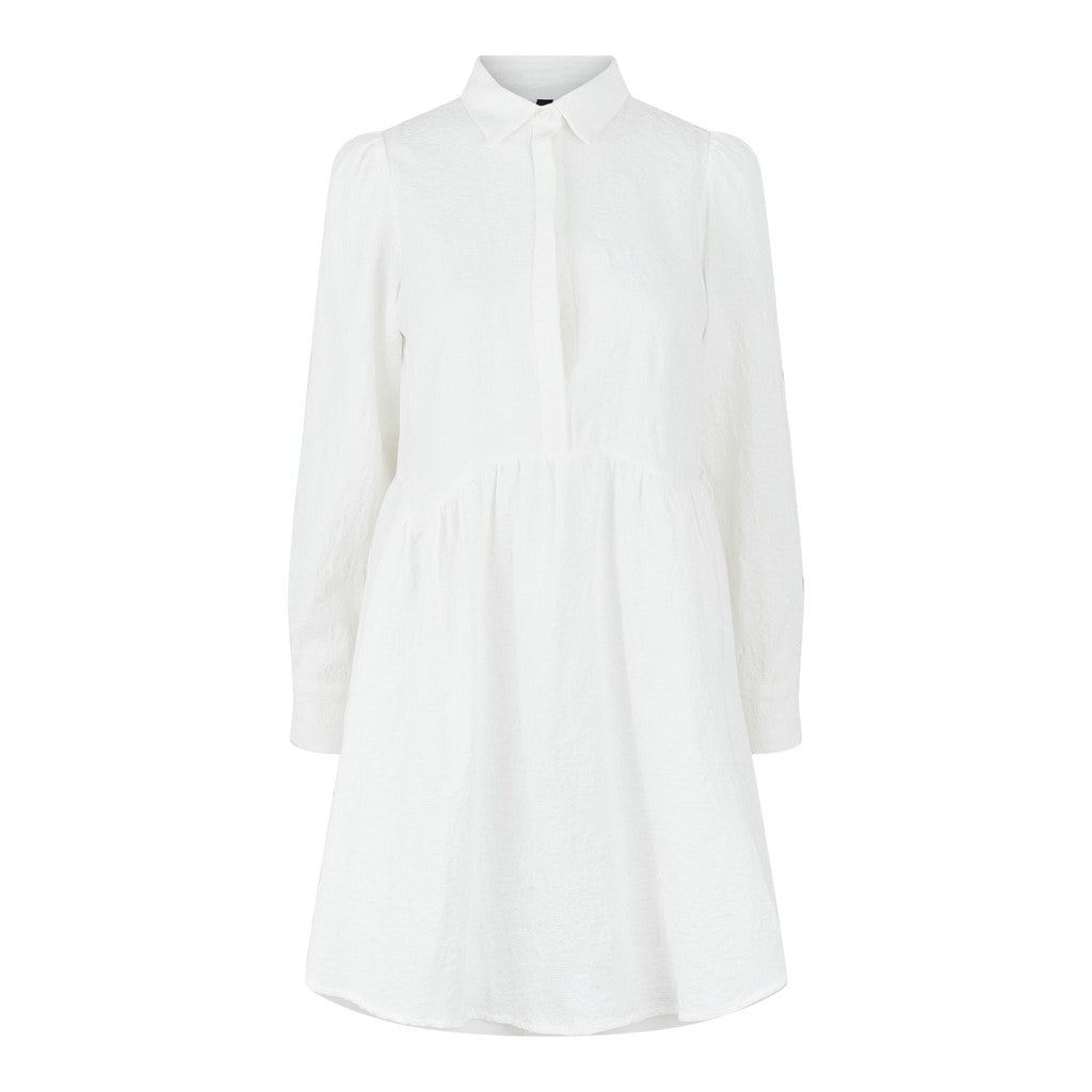 Y.A.S. Rosi dress white @ modin