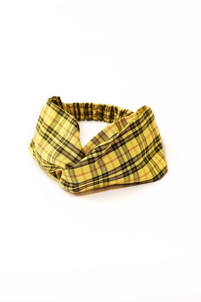 Headband yellow Moto Moto - Modin