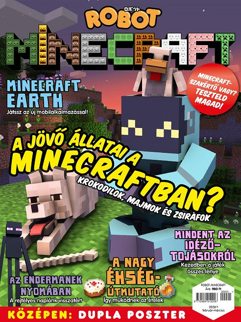 Minecraft magazin 2020/1