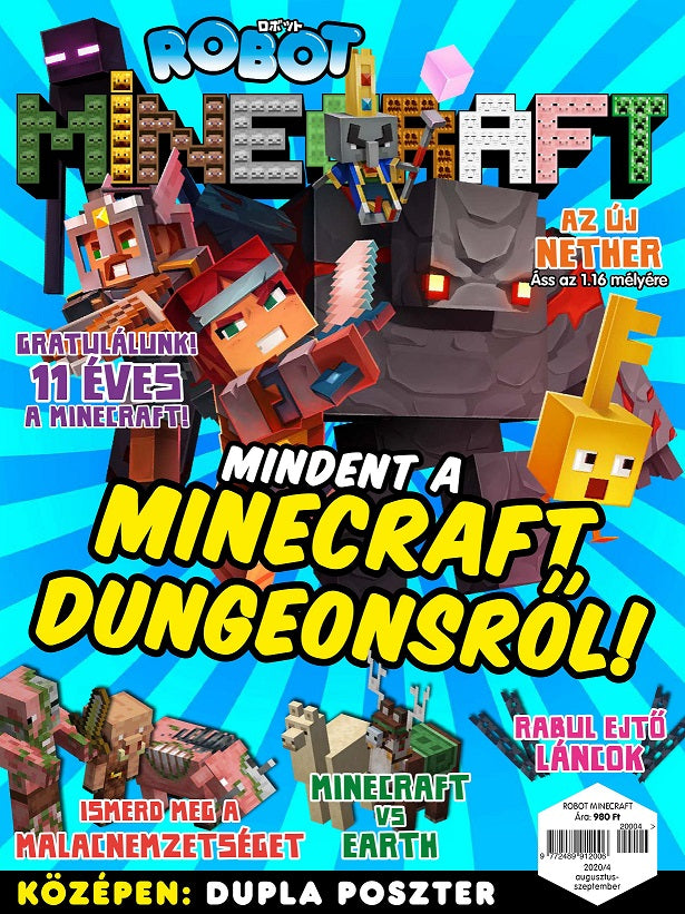 Minecraft magazin 2020/4