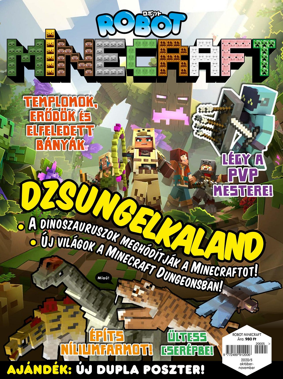 Minecraft magazin 2020/5