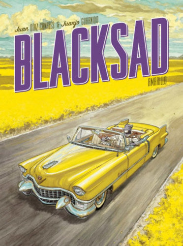 Blacksad 5. Amarillo