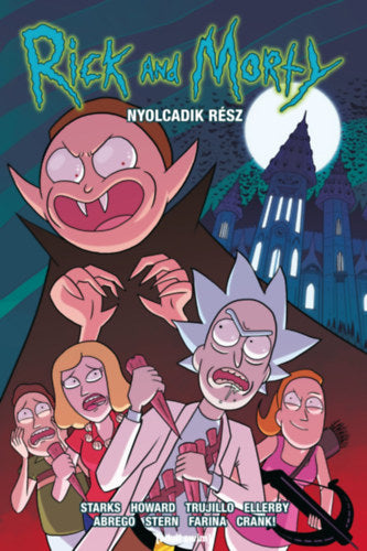 Rick and Morty 8. rész