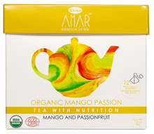 Load image into Gallery viewer, Organic Mango Passion - Green Tea Mango