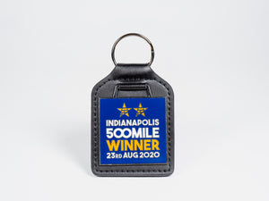 Indy 500 Winner Keychain