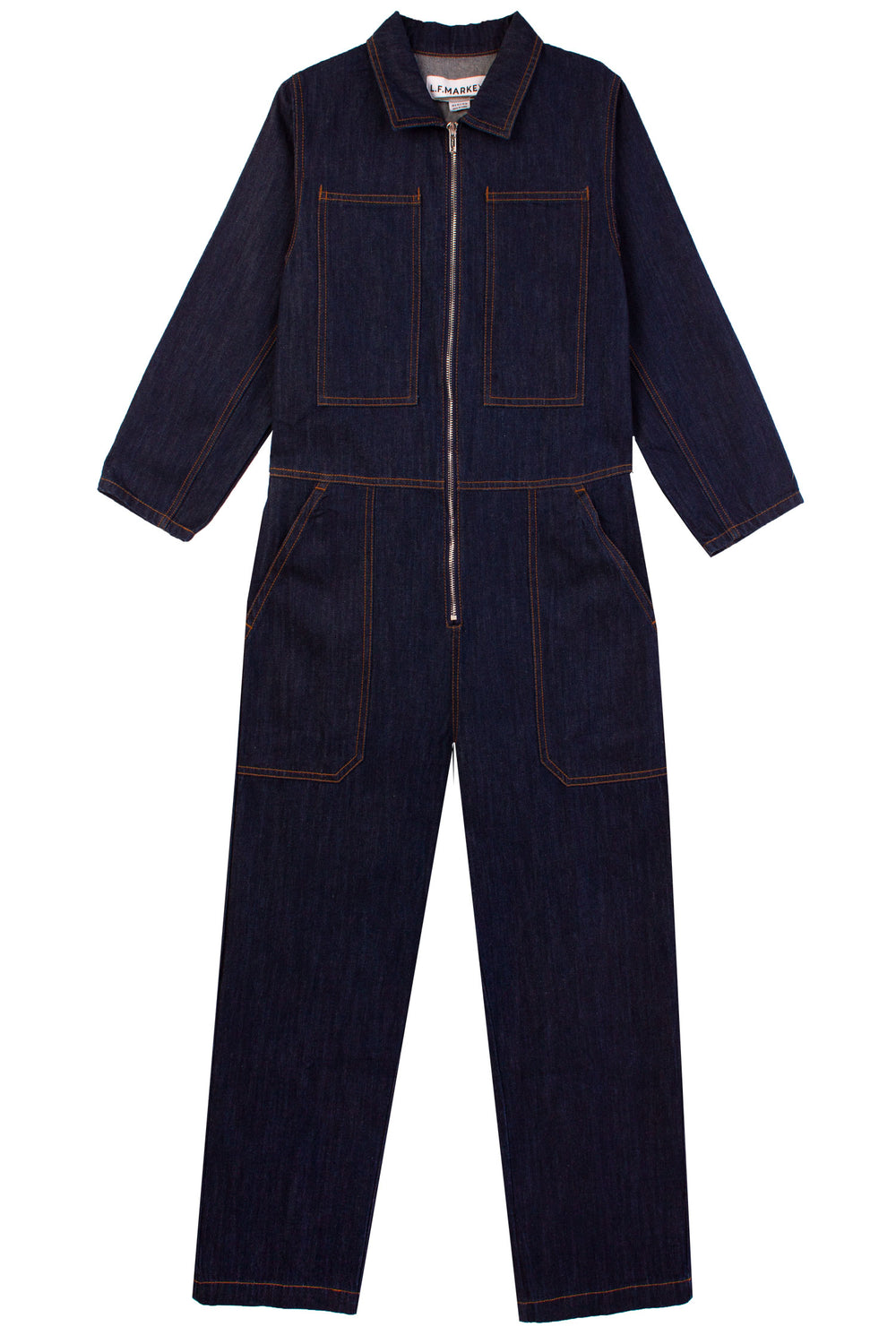 Dominic Boilersuit Indigo