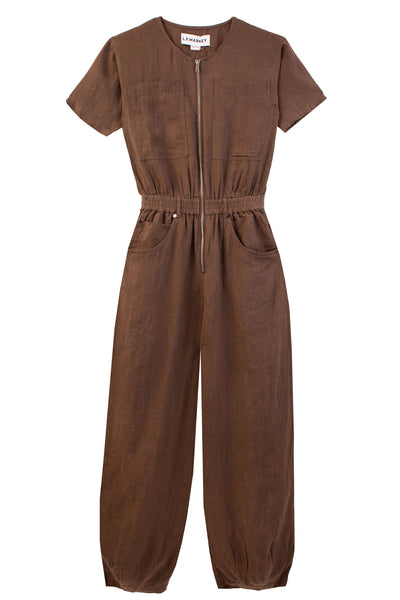 Francis Boilersuit Olive