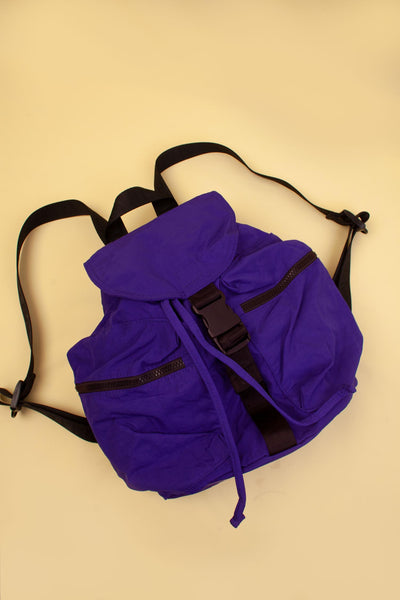 Small Sport Backpack Purple