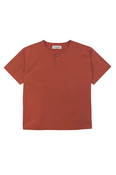Jabira Top Terracotta