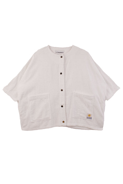 Rex Jacket White