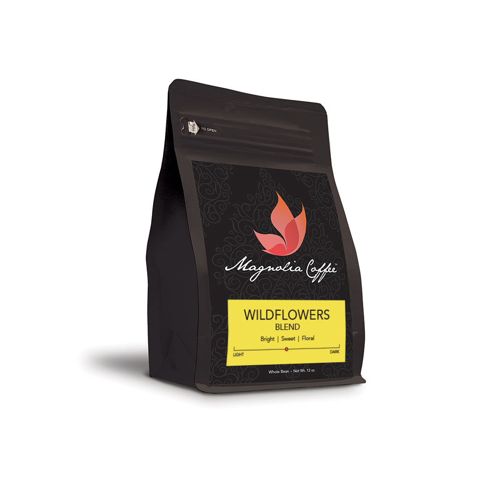 Wildflowers - Coffee & Honey Box! ON SALE & FREE SHIPPING!