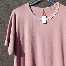 Load image into Gallery viewer, Le Bon Shoppe • Her Tee Dried Rose • 100% Cotton • Made in USA