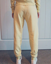Load image into Gallery viewer, People of Leisure Cotton Fleece Daybreak Joggers Pale Yellow