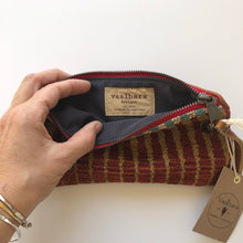 Load image into Gallery viewer, Vaalbara • Clara Clutch • Tumeric Tan Leather