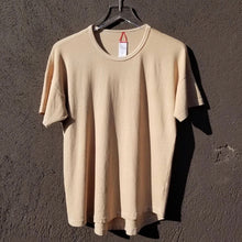 Load image into Gallery viewer, Le Bon Shoppe • Her Tee Camel • 100% Cotton • Made in USA
