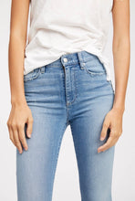 Load image into Gallery viewer, Socialite • Elle High Rise Flare Denim • Costa Mesa Wash