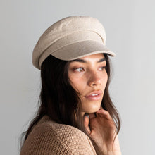 Load image into Gallery viewer, Gigi Pip • Linen Cap