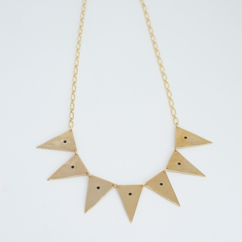 Lucent Ray Necklace
