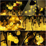 Solar Garden Lights Outdoor Waterproof