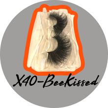 Load image into Gallery viewer, BeeKissed Mink Lashes-X40