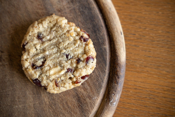 Oversized Craisin Oatmeal Cookie