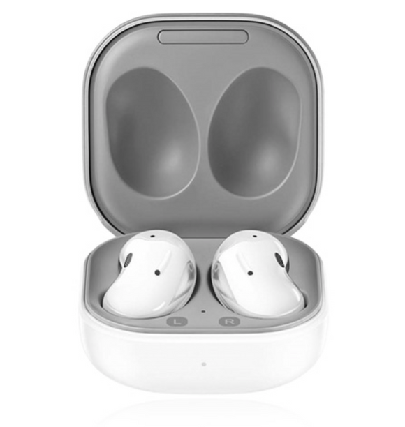 Samsung Galaxy Buds Live True Wireless Kopfhörer Mystic White, Universal