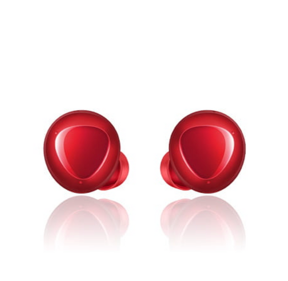 Samsung Galaxy Buds Plus True Wireless Kopfhörer Red, SM-R175NZRAEUB, Universal, EU-Ware