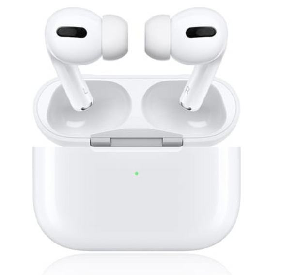 Apple AirPods Pro Bluetooth White, MWP22ZM/A, mit kabellosem Ladecase, Blister