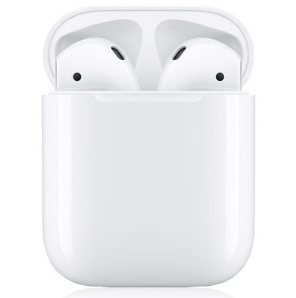 Apple AirPods Bluetooth (2019) mit Ladecase White, MV7N2ZM/A, Blister
