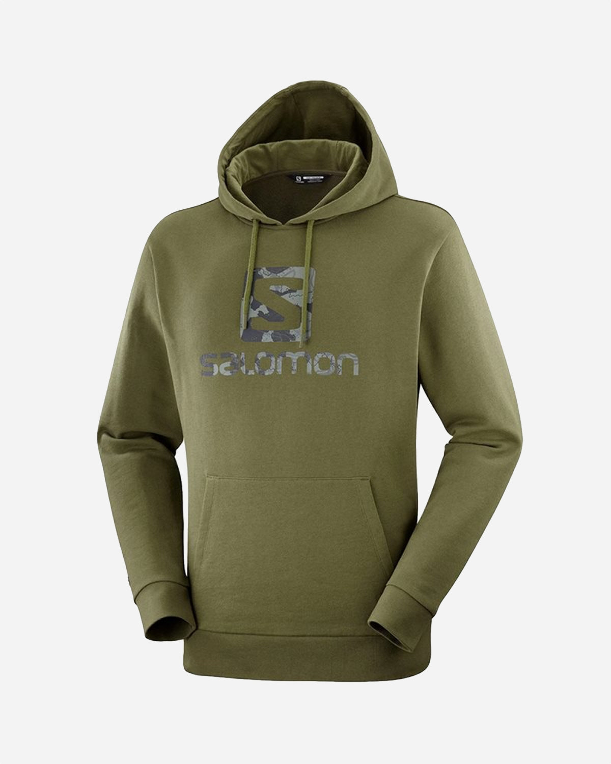 Outlife Pullover Hoodie - Olive Night