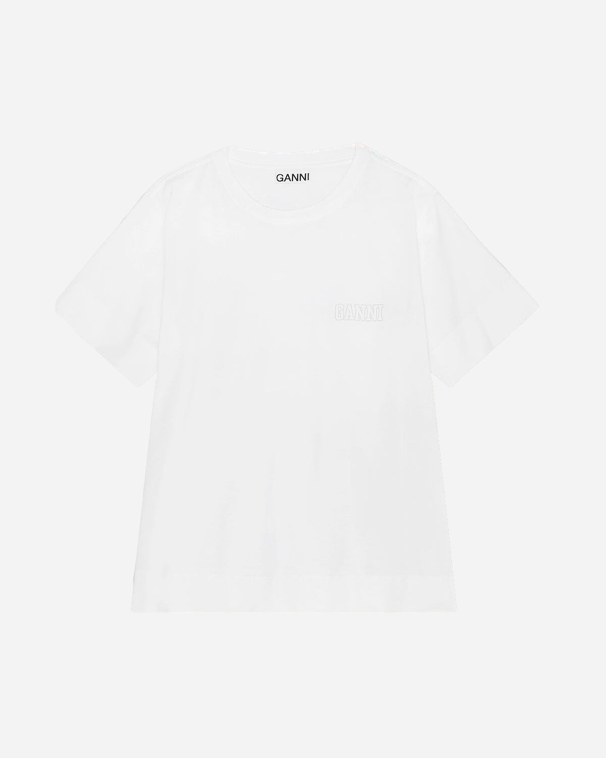Thin Software Jersey - White
