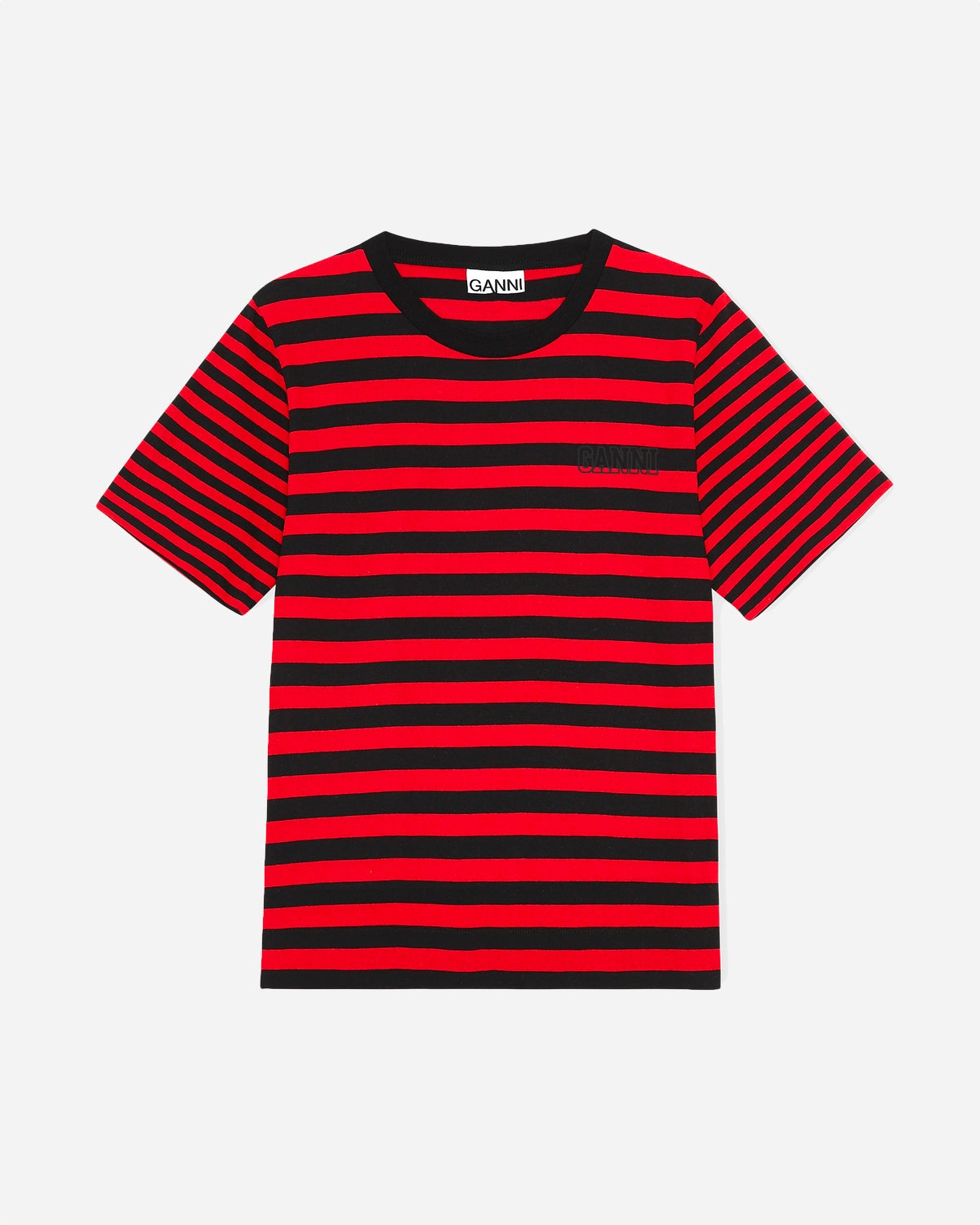 Software Striped Jersey - High Risk Red