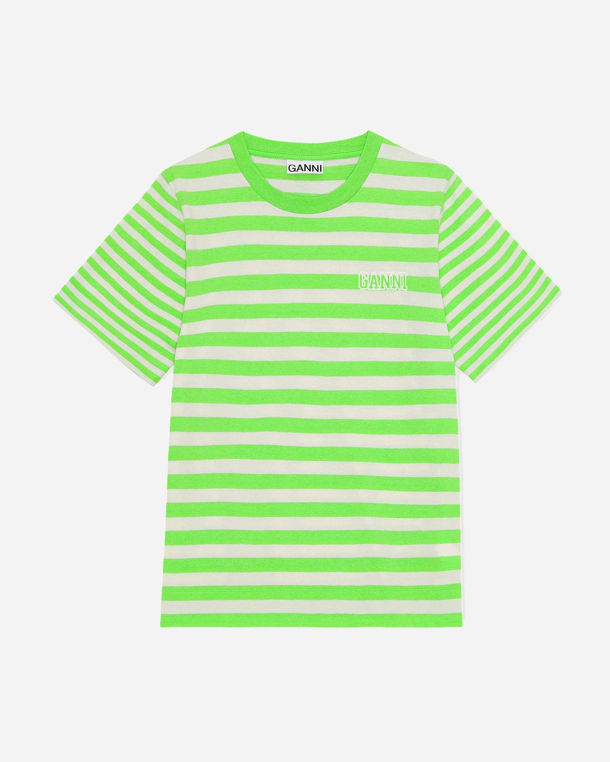 Software Striped Jersey - Flash Green