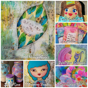 Encaustic + Mixed Media Workshops