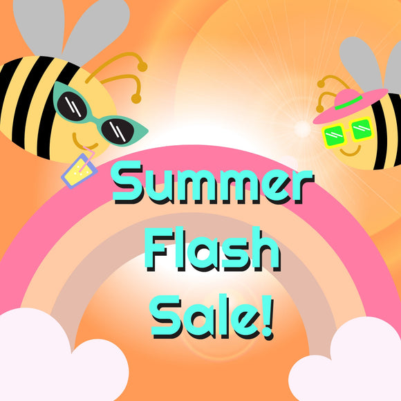 Summer Flash Sale!