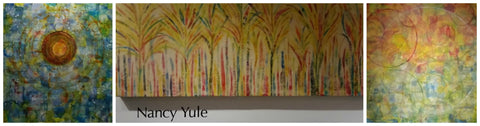 Nancy Yule Encaustic