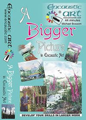 Michael Bossom: A Bigger Picture DVD
