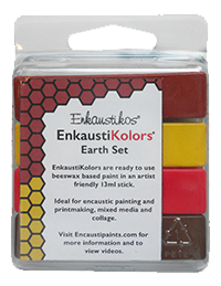 Enkaustikos: EnkaustiKolors Earth