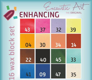 Encaustic Art Wax Paint: Enhancing Set